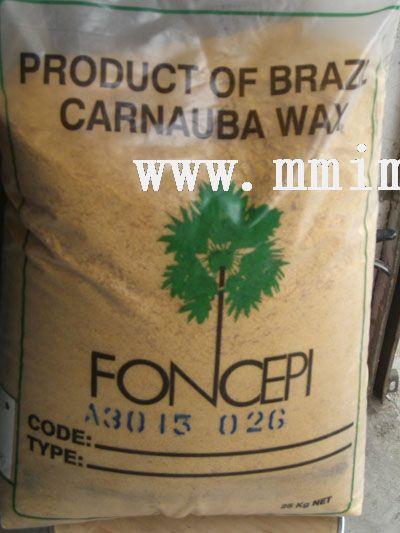 巴西特产棕榈蜡