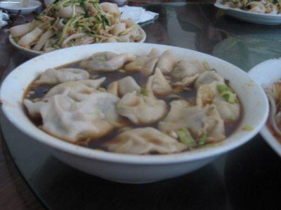 羊肉粉汤水饺