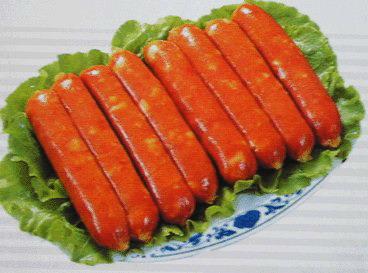 台南黑桥香肠