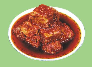 夹江豆腐乳
