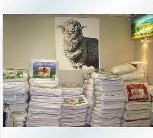 新西兰羊毛被