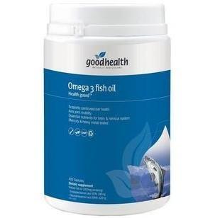新西兰深海鱼油