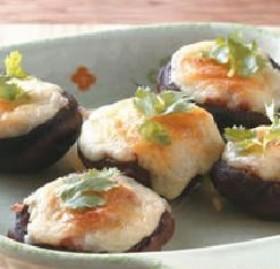 广禾堂月乃汤之焗烤鲜菇