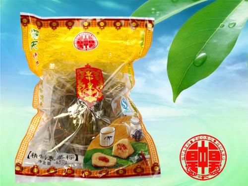 肇庆粽子皇中皇精制裹蒸粽