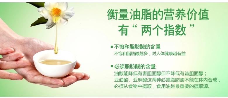 简装山茶油