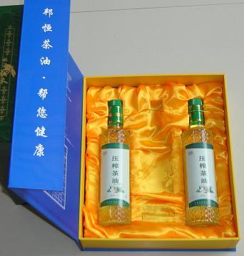 邦恒茶油(蓝色经典)001