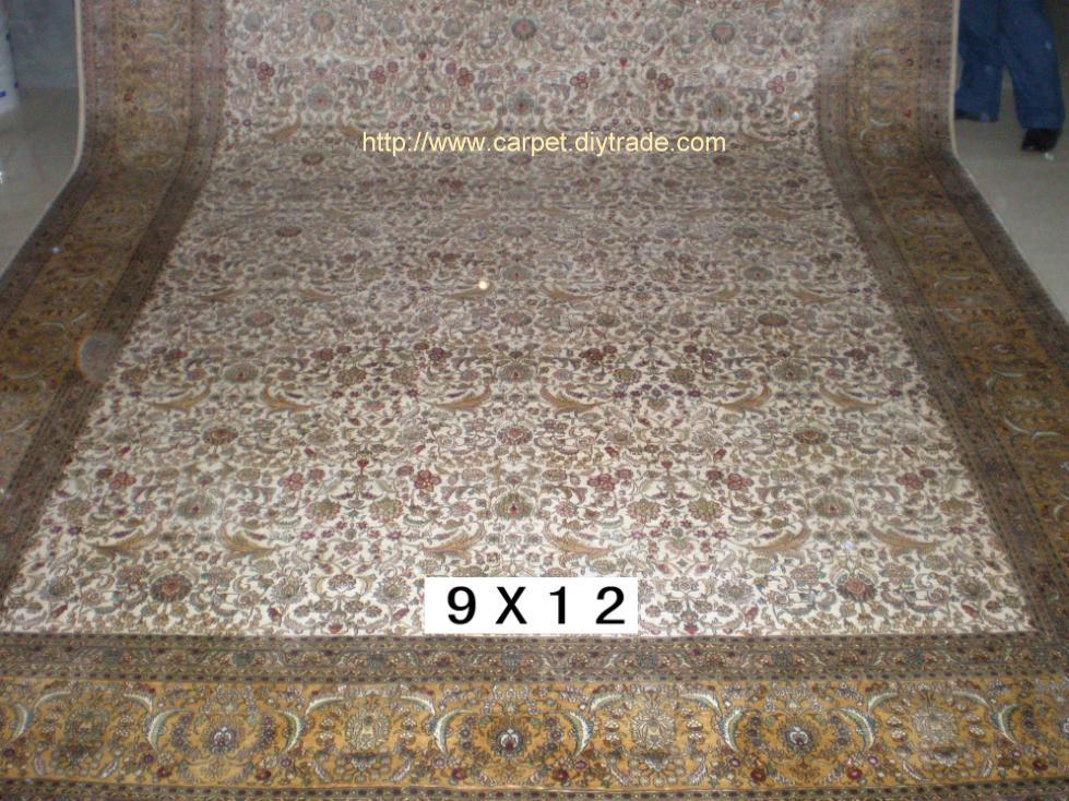 金丝挂毯、地毯