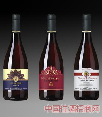 中国红葡萄酒(甜)