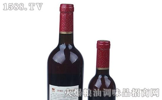 泽州山楂红酒