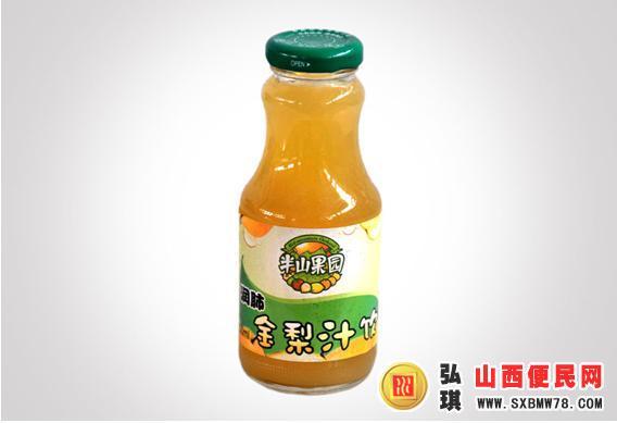 隰州金梨汁
