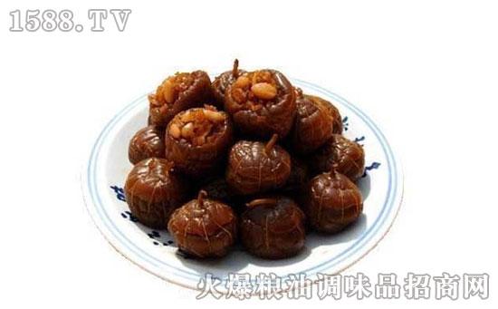 """太谷""""六必居""""酱菜"""