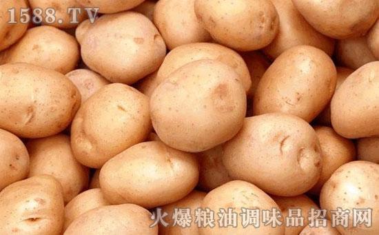 左云马铃薯