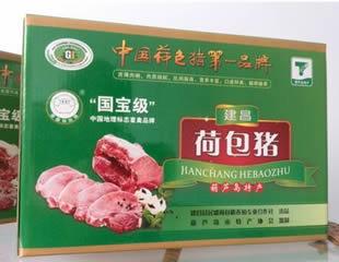 建昌荷包猪