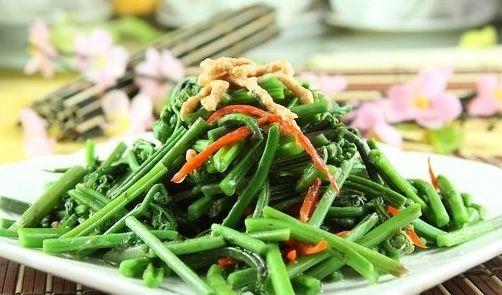 风味山野菜