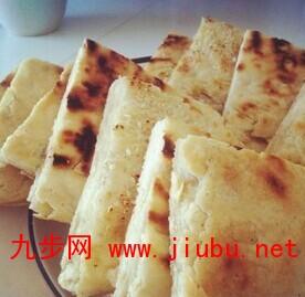 花椒子油烙饼