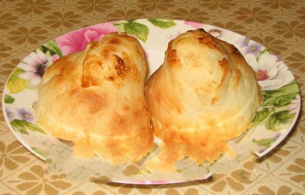 老北京马蹄烧饼