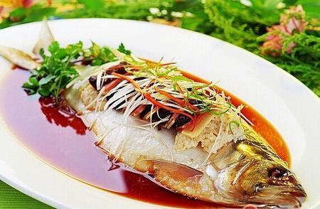 长江三鲜--鲥鱼、刀鱼、河豚