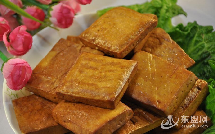 长汀豆腐干