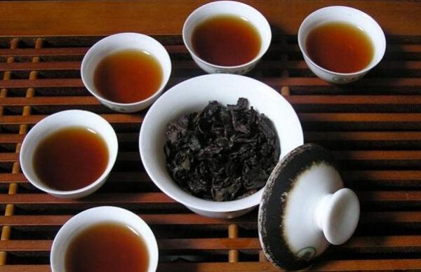 邵武碎铜茶