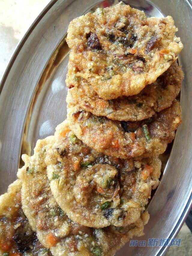 莆田海蛎饼