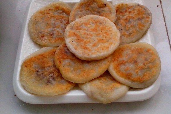 淮山糯米饼