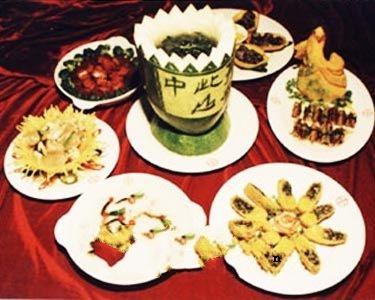 牛姆林野菜宴