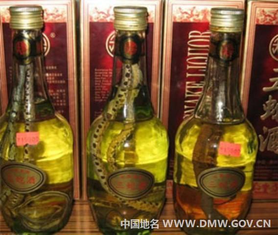 新余天地人五蛇酒