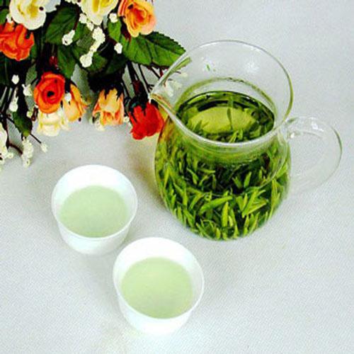 井冈山翠绿茶