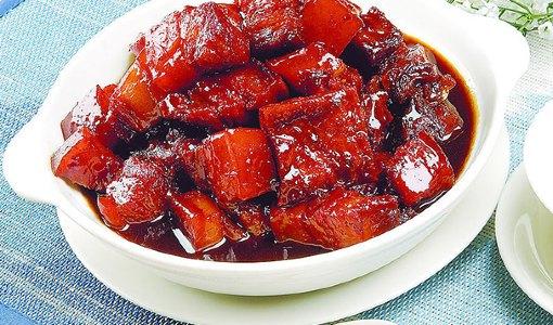 百花酒焖肉