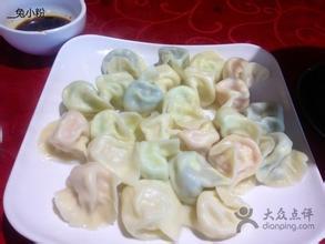 曹甸小粉饺子