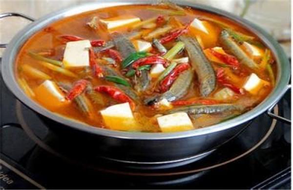 茶丰泥鳅火锅