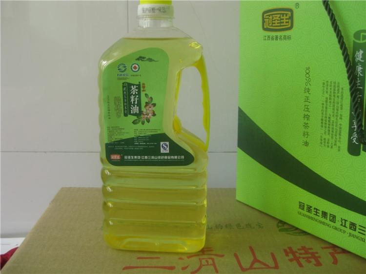 三清山山茶油