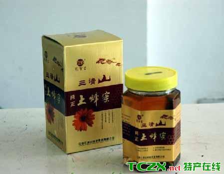 三清土蜂蜜