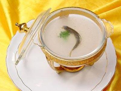 清汆赤鳞鱼