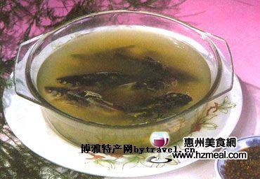 清氽赤鳞鱼