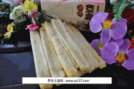 泉庄豆腐皮