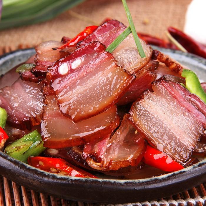栗溪烟熏肉