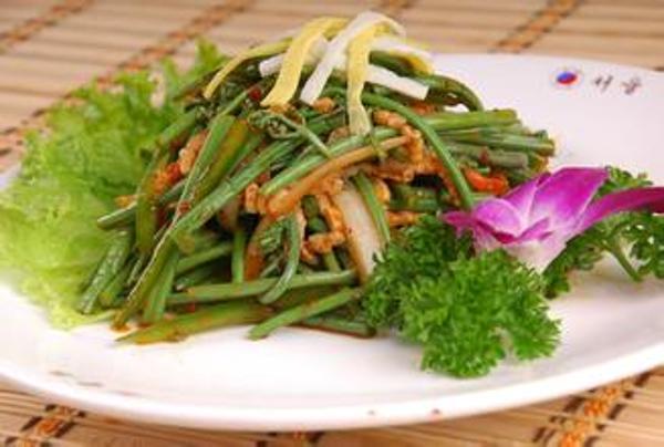 桐柏山山野菜