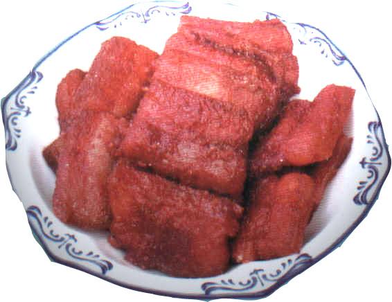 杨桥麸子肉