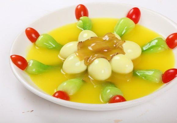 花菇无黄蛋