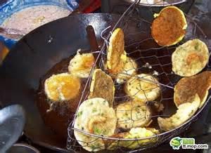 番薯饼虾饼