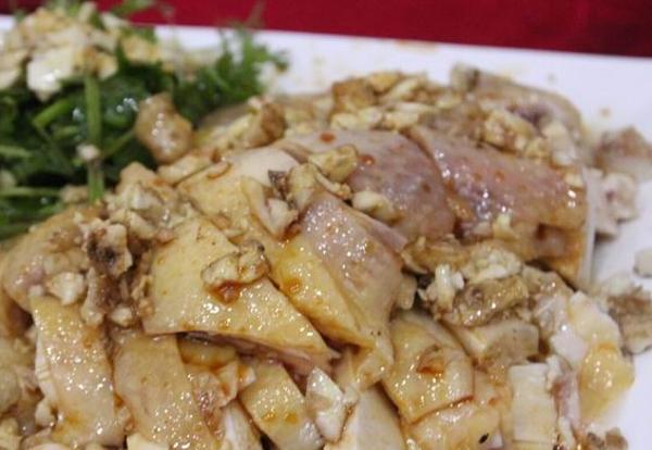 化州九六香油鸡
