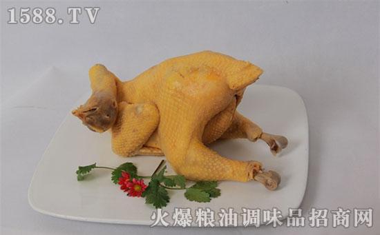 南洞三黄鸡