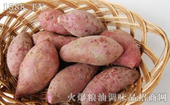 石坂潭番薯
