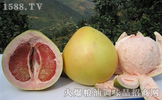 黄花山蜜柚