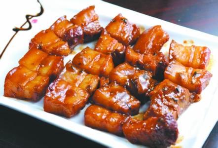 红炆土猪肉