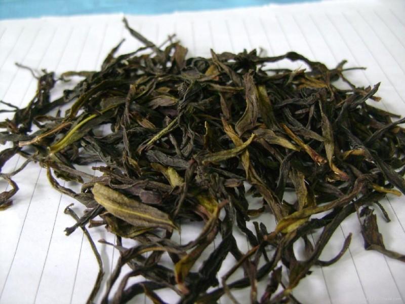 金竹峰单丛茶