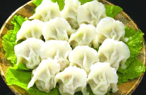 南雄酸菜饺