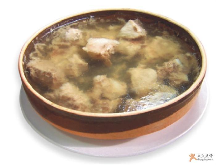 家乡猪肉汤