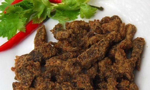 若尔盖牦牛肉